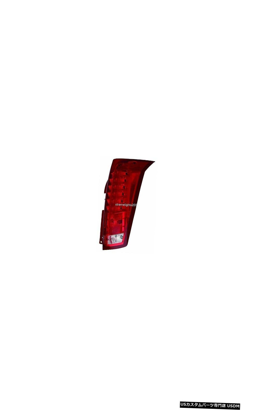 Tail light キャデラックSRX 2010-2016右パッセンジャーテールライトリアランプテールライトNEW CADILLAC SRX 2010-2016 RIGHT PASSENGER TAIL LIGHT REAR LAMP TAILLIGHT NEW
