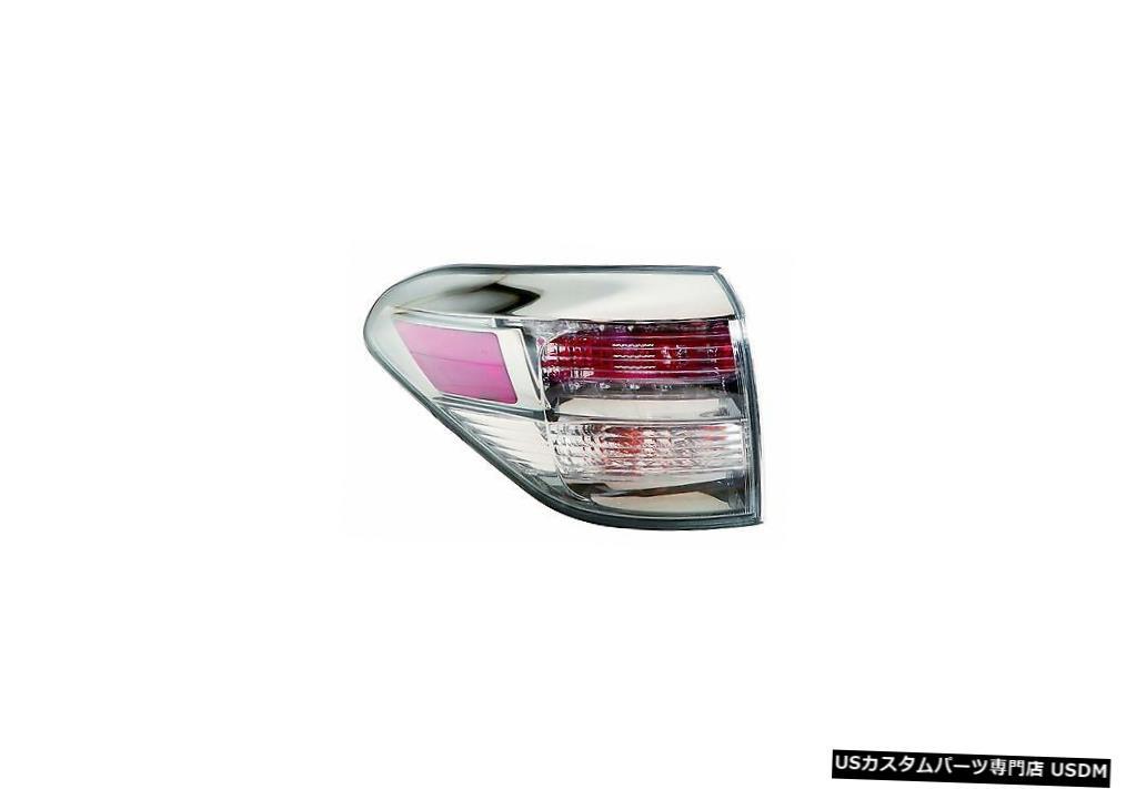 Tail light フィットレクサスRX350 2010 2011 2012左リアランプドライバーサイドテールライトテールライト FITS LEXUS RX350 2010 2011 2012 LEFT REAR LAMP DRIVER SIDE TAILLIGHT TAIL LIGHT