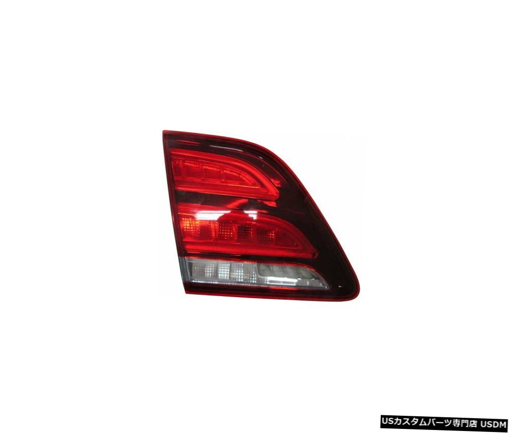 Tail light FIT MERCEDES BENZ GLE 2016-2018 LEFT DRIVERインナーテールライトテールライトトランクリッド FIT MERCEDES BENZ GLE 2016-2018 LEFT DRIVER INNER TAIL LIGHT TAILLIGHT TRUNK LID
