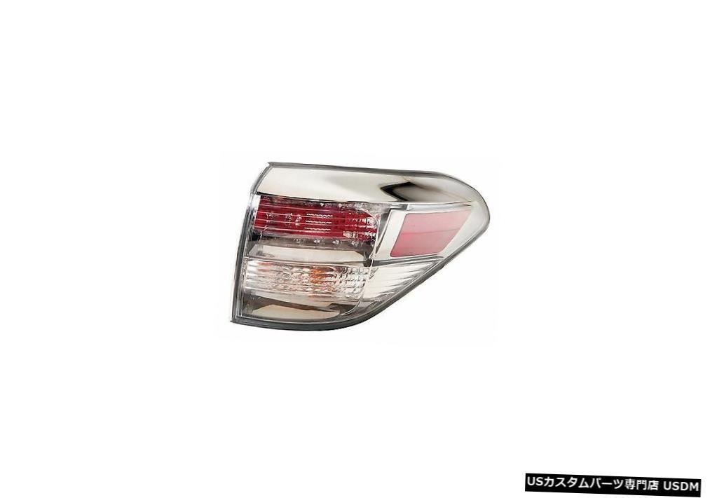 Tail light フィットレクサスRX350 2010 2011 2012右リアランプパッセンジャーテールライトテールライト FITS LEXUS RX350 2010 2011 2012 RIGHT REAR LAMP PASSENGER TAILLIGHT TAIL LIGHT