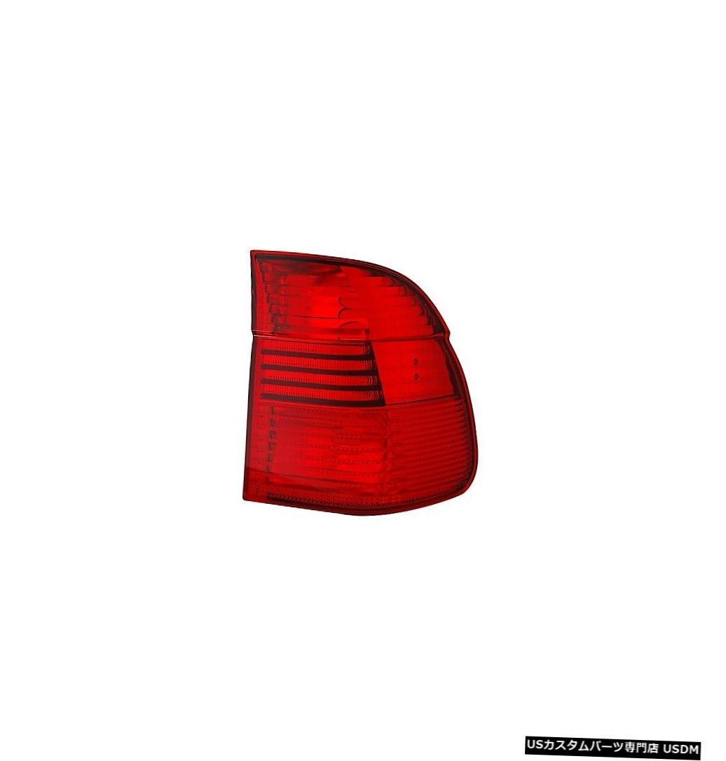 Tail light フィットBMW 5シリーズワゴン2001-2003右パッセンジャーテールライトテールライトリアランプ FIT BMW 5 SERIES WAGON 2001-2003 RIGHT PASSENGER TAILLIGHT TAIL LIGHT REAR LAMP