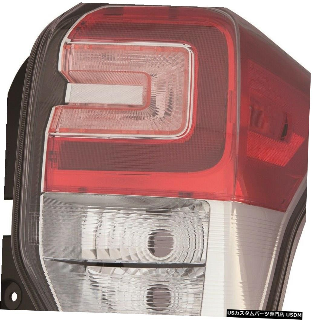 Tail light SUBARU FORESTER 2017-2018 RIGHT PASSENGER TAILLIGHT TAILLIGHTテールランプリア FITS SUBARU FORESTER 2017-2018 RIGHT PASSENGER TAILLIGHT TAIL LIGHT LAMP REAR