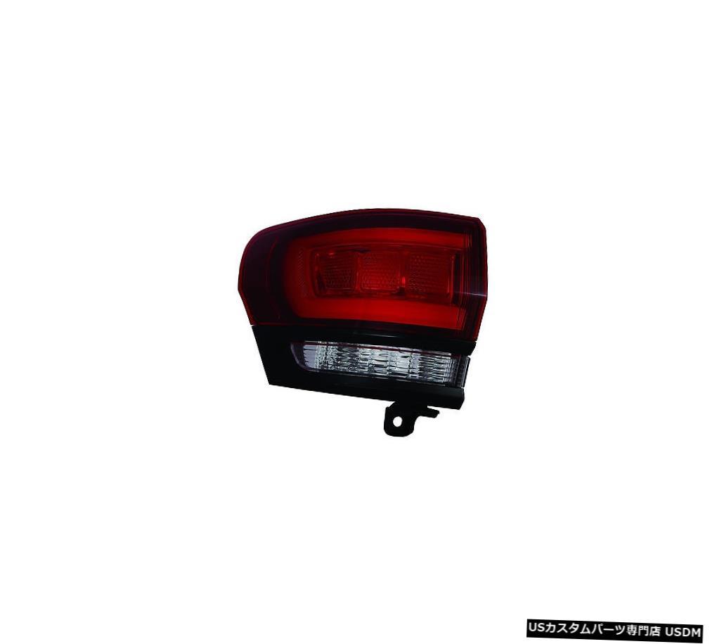 <title>車用品 バイク用品 >> パーツ ライト ランプ ブレーキ テールランプ Tail light フィットジープグランドチェロキー2014 2015 SRT 8左ドライバーテールライトテールライトランプ FITS JEEP GRAND CHEROKEE 2014 [再販ご予約限定送料無料] 8 LEFT DRIVER TAIL LIGHT TAILLIGHT LAMP</title>