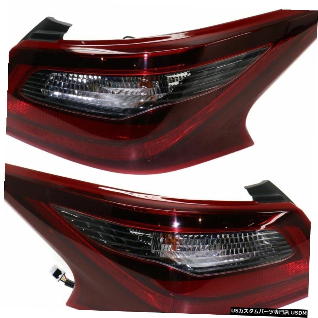 Tail light NISSAN ALTIMA SEDAN SR 2016 2017ペアテールライトテールライトリアランプ FIT FOR NISSAN ALTIMA SEDAN SR 2016 2017 PAIR TAIL LIGHTS TAILLIGHTS REAR LAMPS