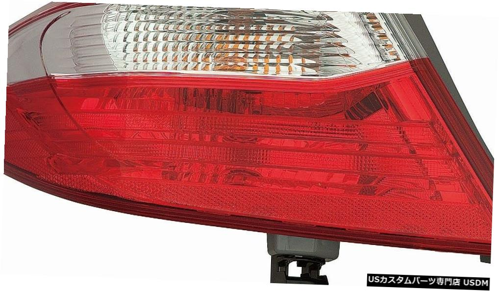 Tail light TOYOTA CAMRY 2015 2016 PAIR LEFT RIGHT OUTER TAIL LIGHTS REAR LAMPS TAILLIGHTS TOYOTA CAMRY 2015 2016 PAIR LEFT RIGHT OUTER TAIL LIGHTS REAR LAMPS TAILLIGHTS