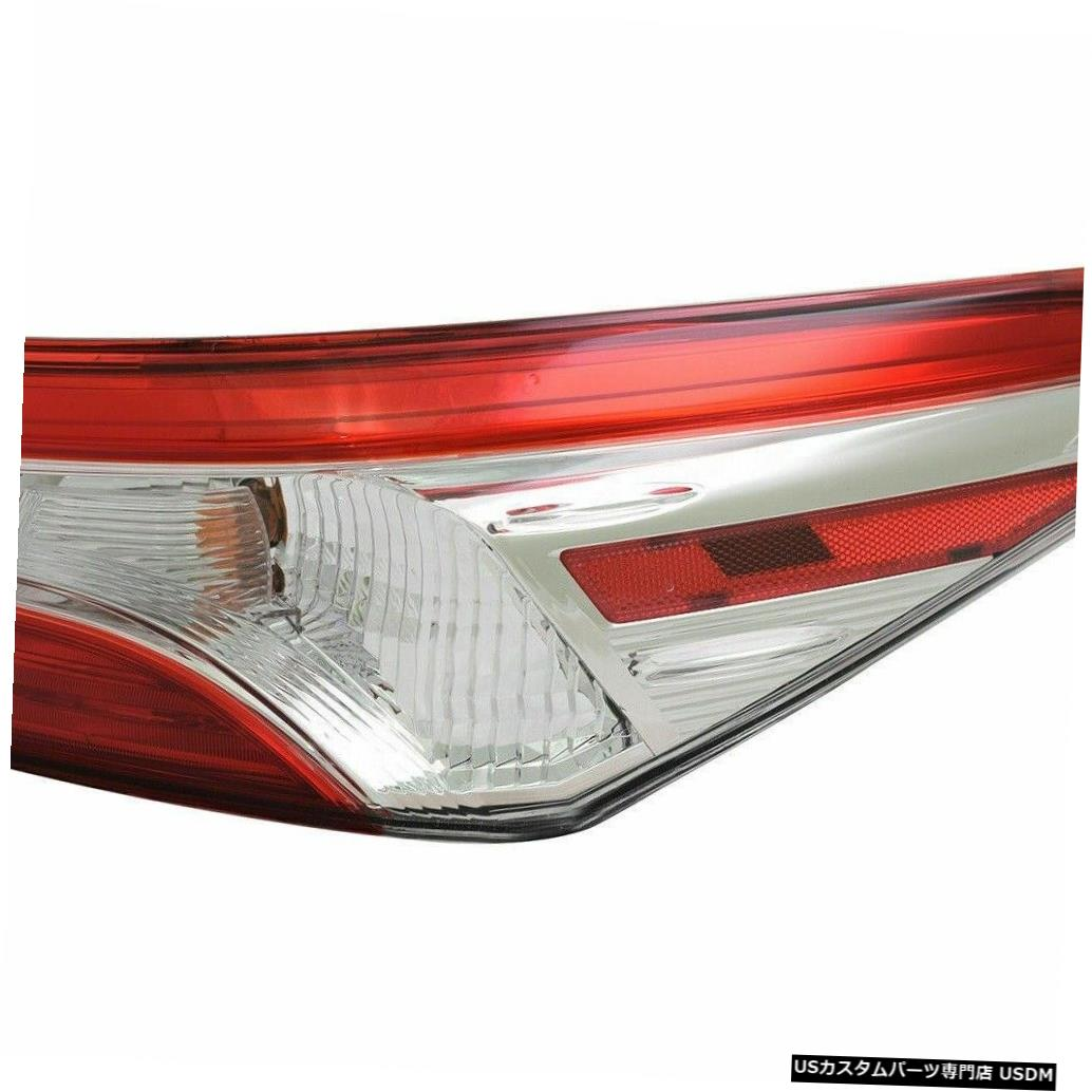 Tail light FIT TOYOTA CAMRY 2018-2020 LE L RIGHT PASSENGER TAIL LIGHT REAR LAMP TAILLIGHT FIT TOYOTA CAMRY 2018-2020 LE L RIGHT PASSENGER TAIL LIGHT REAR LAMP TAILLIGHT