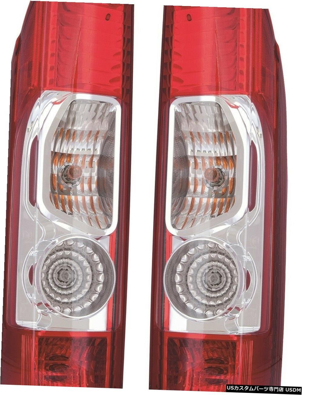 Tail light RAM PROMASTER VAN 2014-2019 RIGHT LEFT TAILLIGHTS TAIL LIGHTS REAR LAMPS PAIR RAM PROMASTER VAN 2014-2019 RIGHT LEFT TAILLIGHTS TAIL LIGHTS REAR LAMPS PAIR