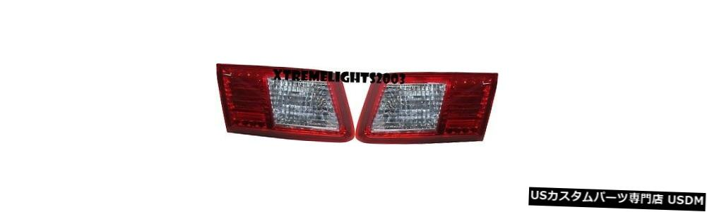 Tail light FITS ACURA TSX 2009-2010インナーテールライトトランクテールライトLIDランプペア FITS ACURA TSX 2009-2010 INNER TAILLIGHTS TRUNK TAIL LIGHTS LID LAMPS PAIR