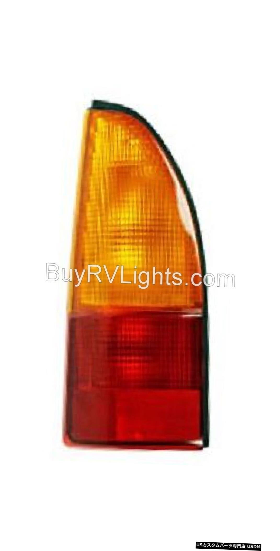 Tail light FLEETWOOD PROVIDENCE 2014 2015上部左ドライバーテールランプテールライトリアRV FLEETWOOD PROVIDENCE 2014 2015 UPPER LEFT DRIVER TAIL LAMP TAILLIGHTS REAR RV