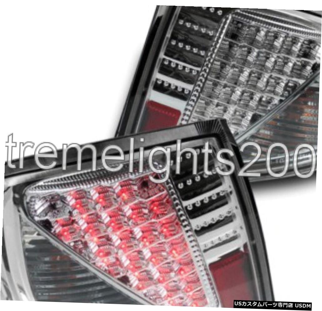 車用品 バイク用品 >> パーツ ライト ランプ ブレーキ テールランプ Tail 送料無料お手入れ要らず light COACHMEN EPIC TAIL LIGHTS 2006 RV 2007ペアクロームLEDテールランプテールランプリアランプRV CHROME 宅送 TAILLIGHTS 2007 LED REAR PAIR LAMPS