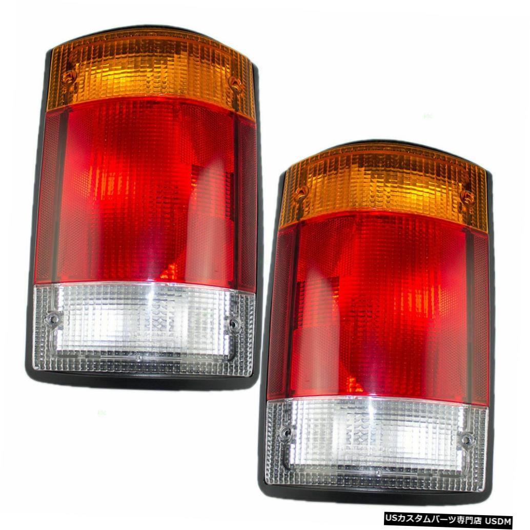 Tail light ホリデーランブラーインペリアル1998 1999セットテールランプライトテールライトリアRV HOLIDAY RAMBLER IMPERIAL 1998 1999 SET TAIL LAMP LIGHT TAILLIGHTS REAR RV