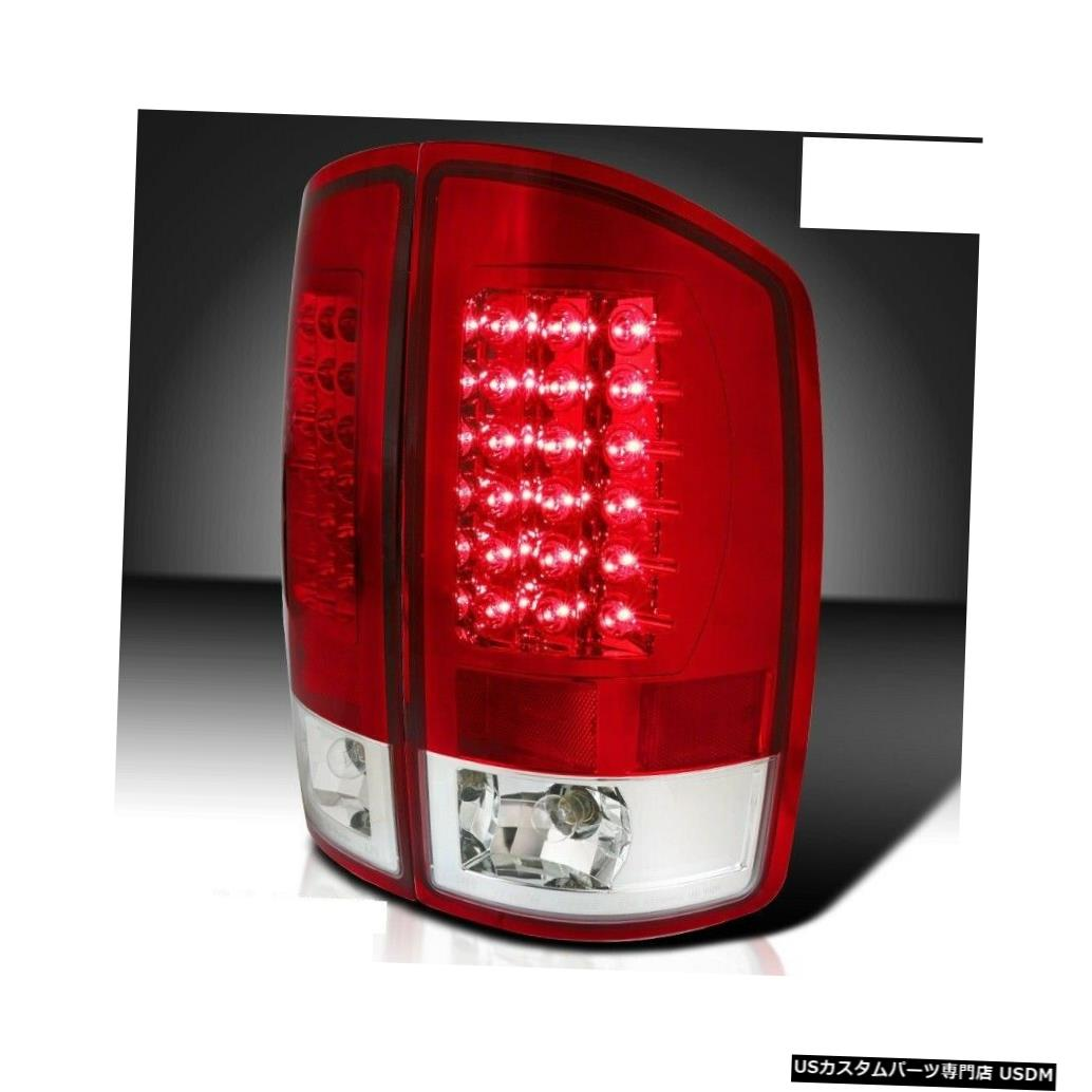 Tail light ホリデーランブラーアドミラル2010 2011赤いLEDテールランプライトテールライトリアRV HOLIDAY RAMBLER ADMIRAL 2010 2011 RED LED TAIL LAMPS LIGHT TAILLIGHT REAR RV