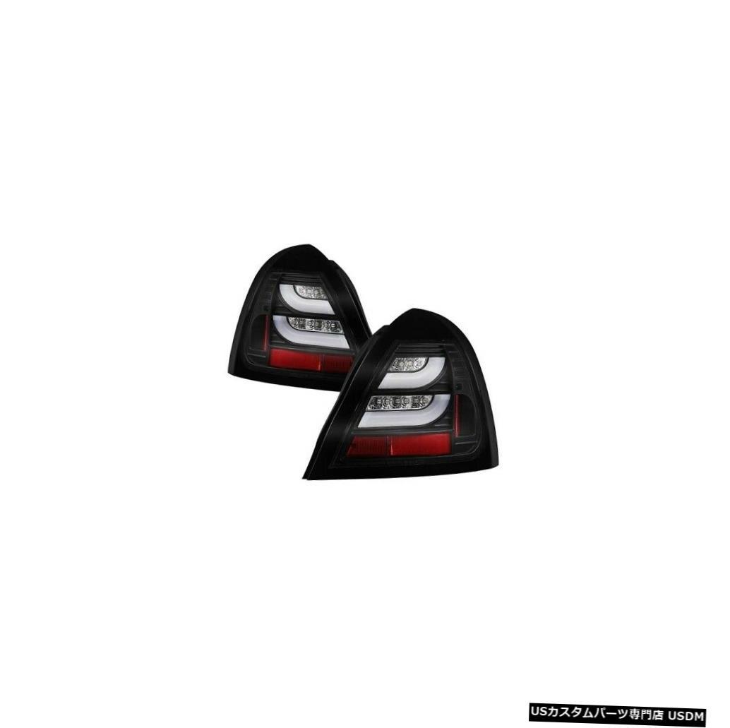 <title>車用品 バイク用品 >> パーツ ライト ランプ ブレーキ テールランプ Tail light スパイダー5075581ライトバーLEDテールライトブロック04-08ポンティアックグランプリ2pc NEW Spyder 新品 送料無料 5075581 Light Bar LED Blk For 04-08 Pontiac Grand Prix 2pc</title>