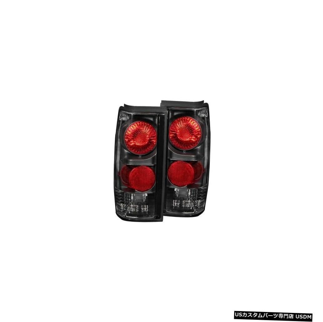 Tail light Anzo 211031テールライトアセンブリ2個(91?94 GMCソノマ用)NEW Anzo 211031 Tail Light Assembly 2pc For 91-94 GMC Sonoma NEW