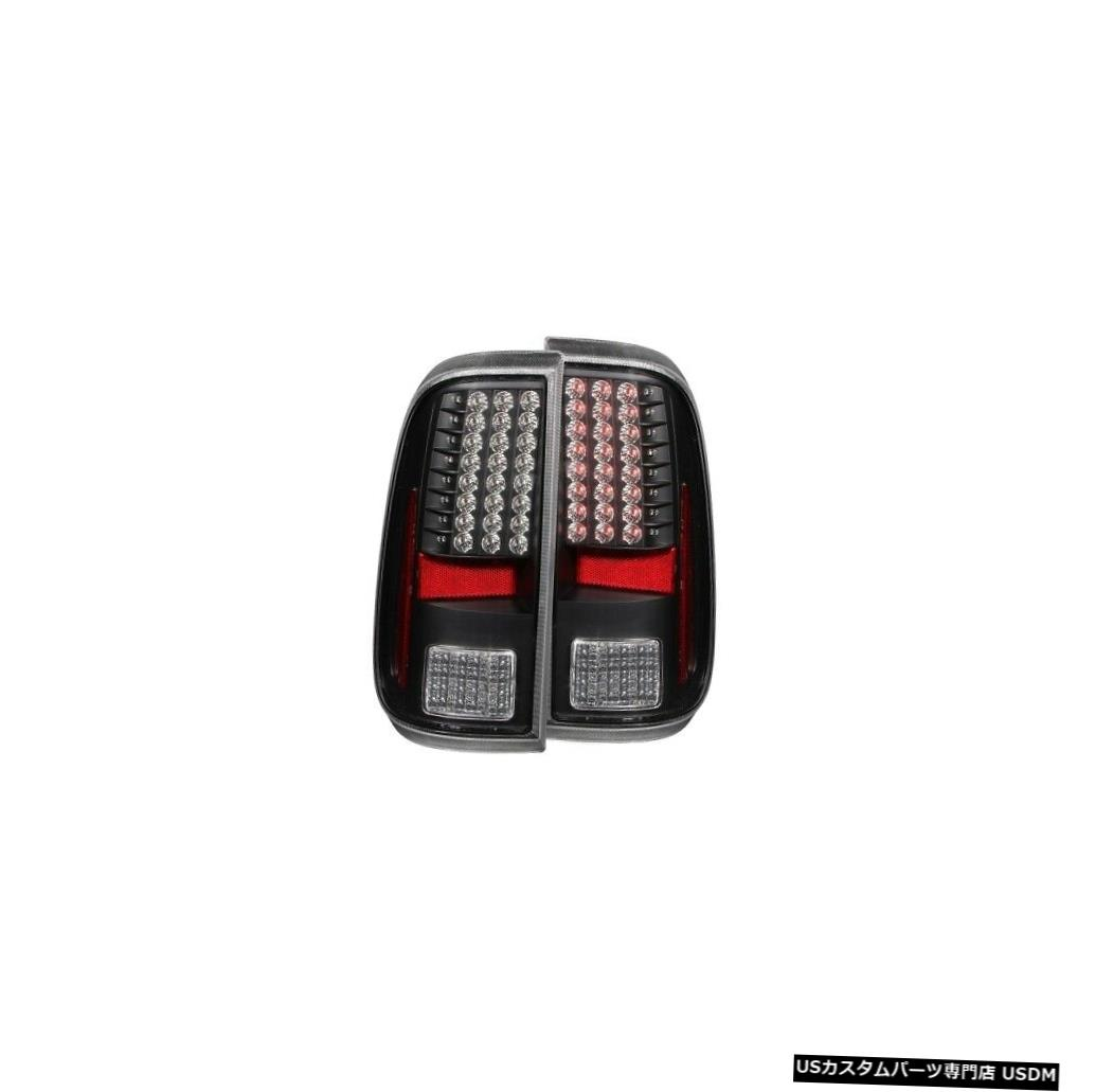 Tail light Anzo 311127テールライトアセンブリLED 2個(08-16フォードF550スーパーデューティ用)新しい Anzo 311127 Tail Light Assembly LED 2pc For 08-16 Ford F550 Super Duty NEW