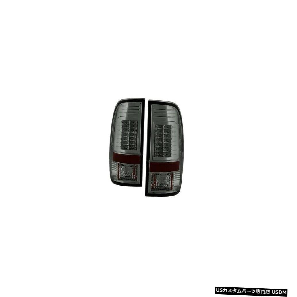 Tail light Spyder 5029201 LEDテールライト2008-2016 Ford F-450 Super Duty 2pc NEW Spyder 5029201 LED Tail Lights Black For 2008-2016 Ford F-450 Super Duty 2pc NEW