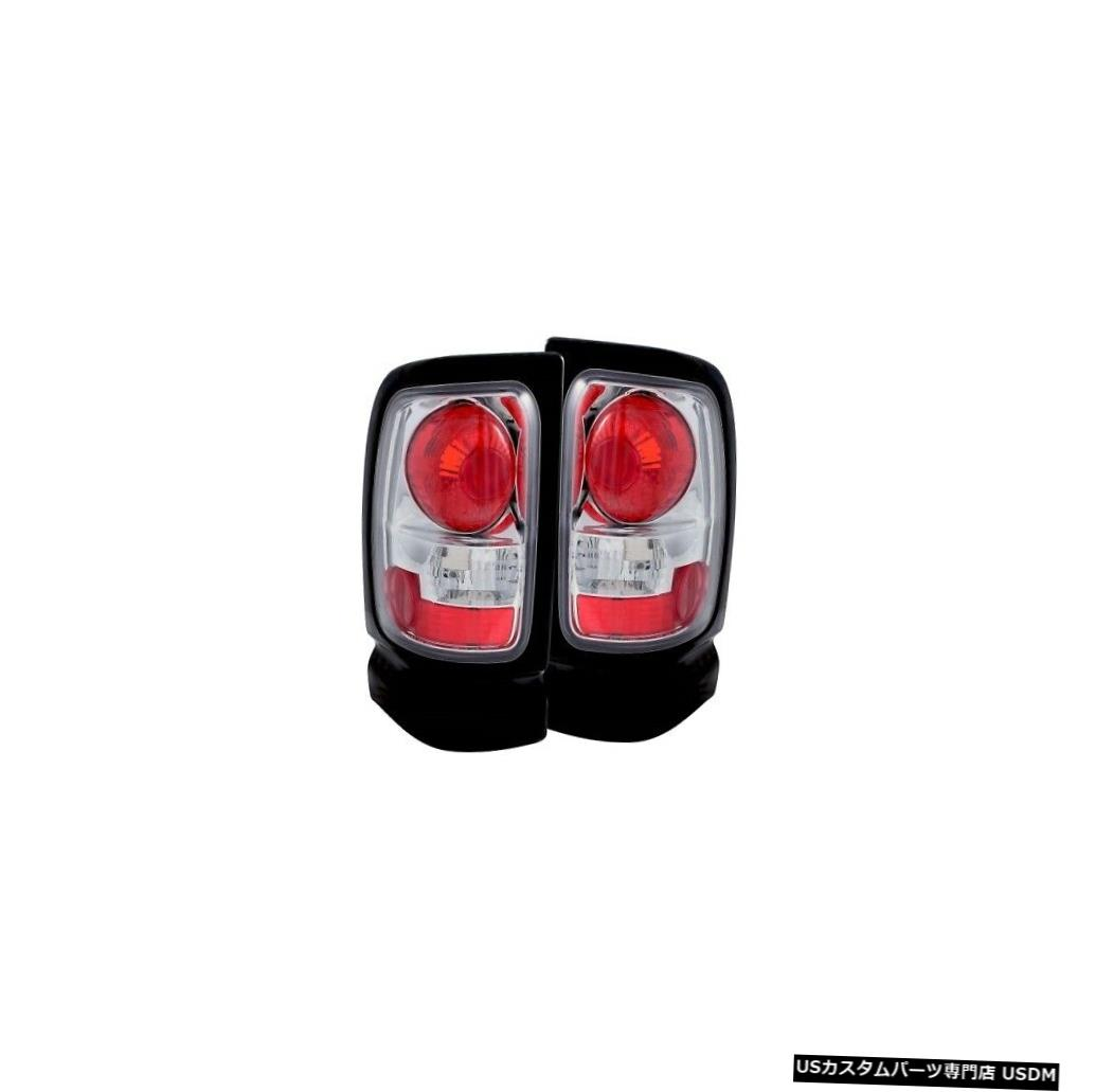 Tail light Anzo 211046 94-02ダッジラム3500用テールライトアセンブリクリアレンズNEW Anzo 211046 Tail Light Assembly Clear Lens For 94-02 Dodge Ram 3500 NEW