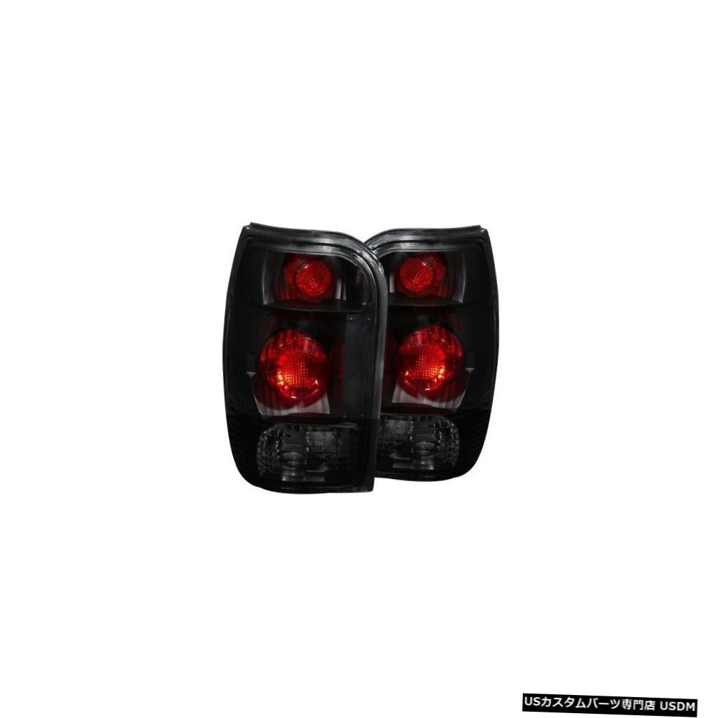 Tail light Anzo 221186テールライトアセンブリダークスモークレンズ、98-01マウンテニア用NEW Anzo 221186 Tail Light Assembly Dark Smoke Lens For 98-01 Mountaineer NEW