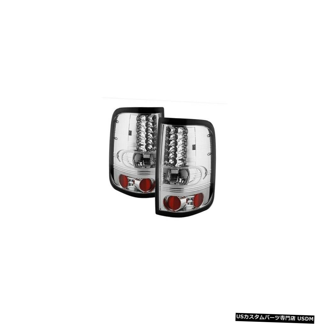 Tail light Spyder 5003256 LEDテールライトブラック2004-2008 Ford F-150 2pc NEW Spyder 5003256 LED Tail Lights Black For 2004-2008 Ford F-150 2pc NEW