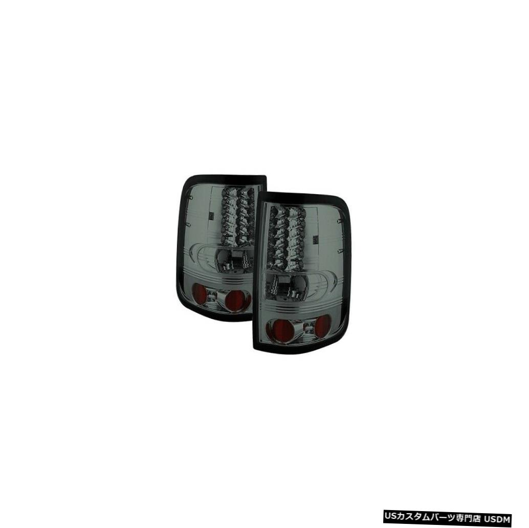 Tail light Spyder 5003287 LEDテールライトブラック2004-2008 Ford F-150 2pc NEW Spyder 5003287 LED Tail Lights Black For 2004-2008 Ford F-150 2pc NEW