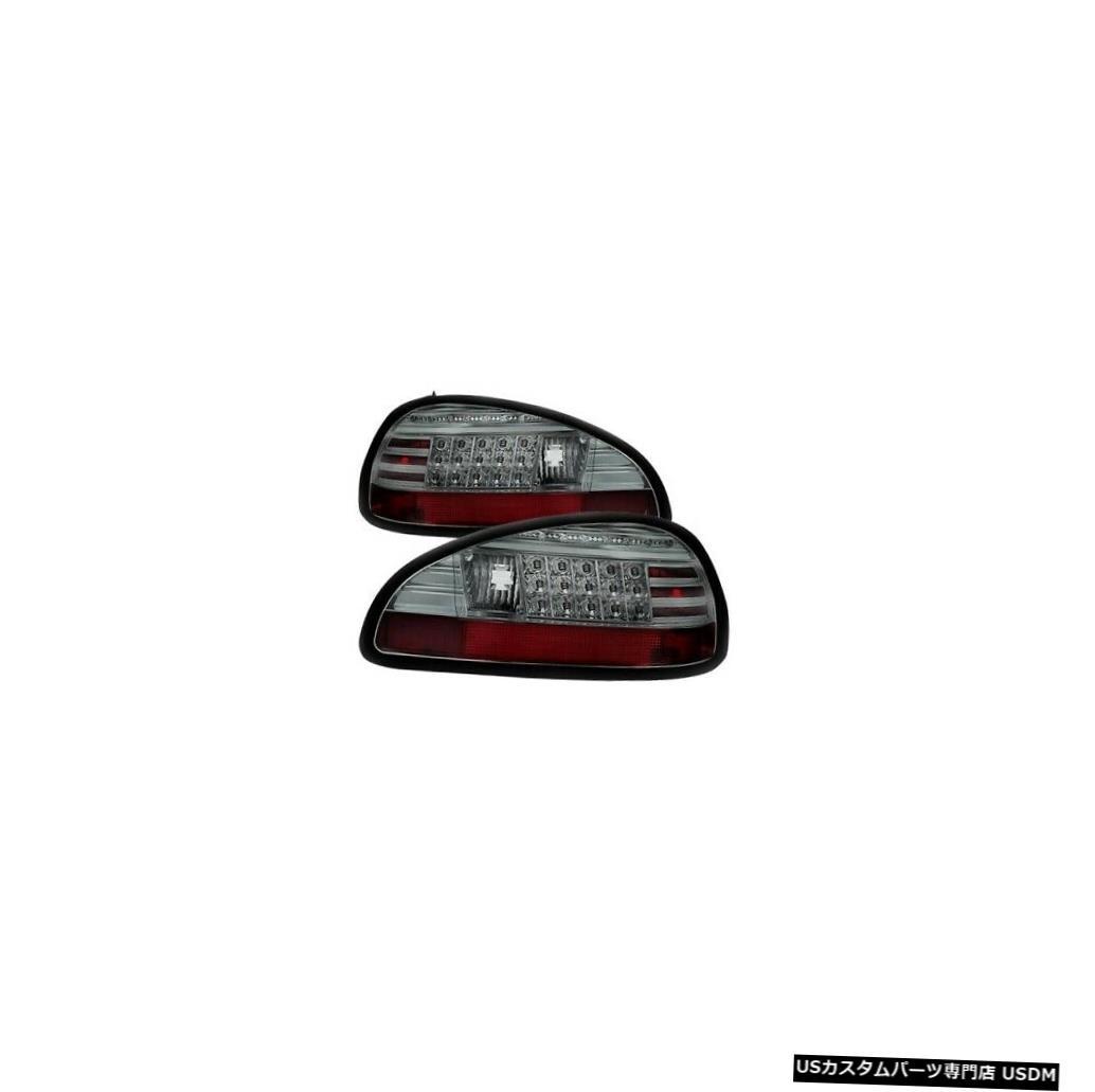 車用品 バイク用品 >> パーツ ライト ランプ ブレーキ 送料無料お手入れ要らず テールランプ Tail light スパイダー5007179 LEDテールライト1997-2003ポンティアックグランプリ2個入りブラック 5007179 Pontiac LED Prix 1997-2003 Black Lights Grand バーゲンセール Spyder For 2pc NEW