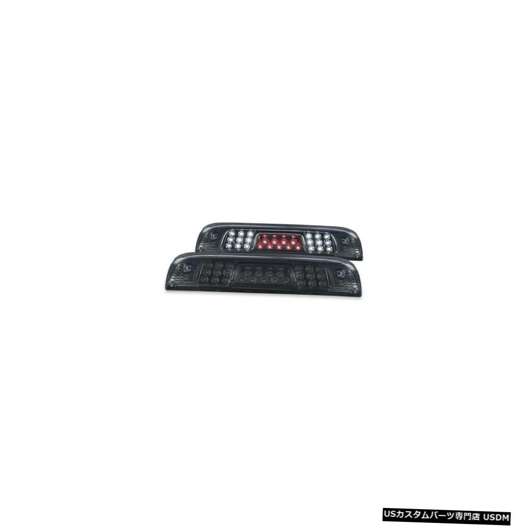 Tail light Anzo 531097 15-19 Silverado 3500 HDの3番目のブレーキライトAssy LED煙レンズNEW Anzo 531097 3rd Brake Light Assy LED Smoke Lens For 15-19 Silverado 3500 HD NEW