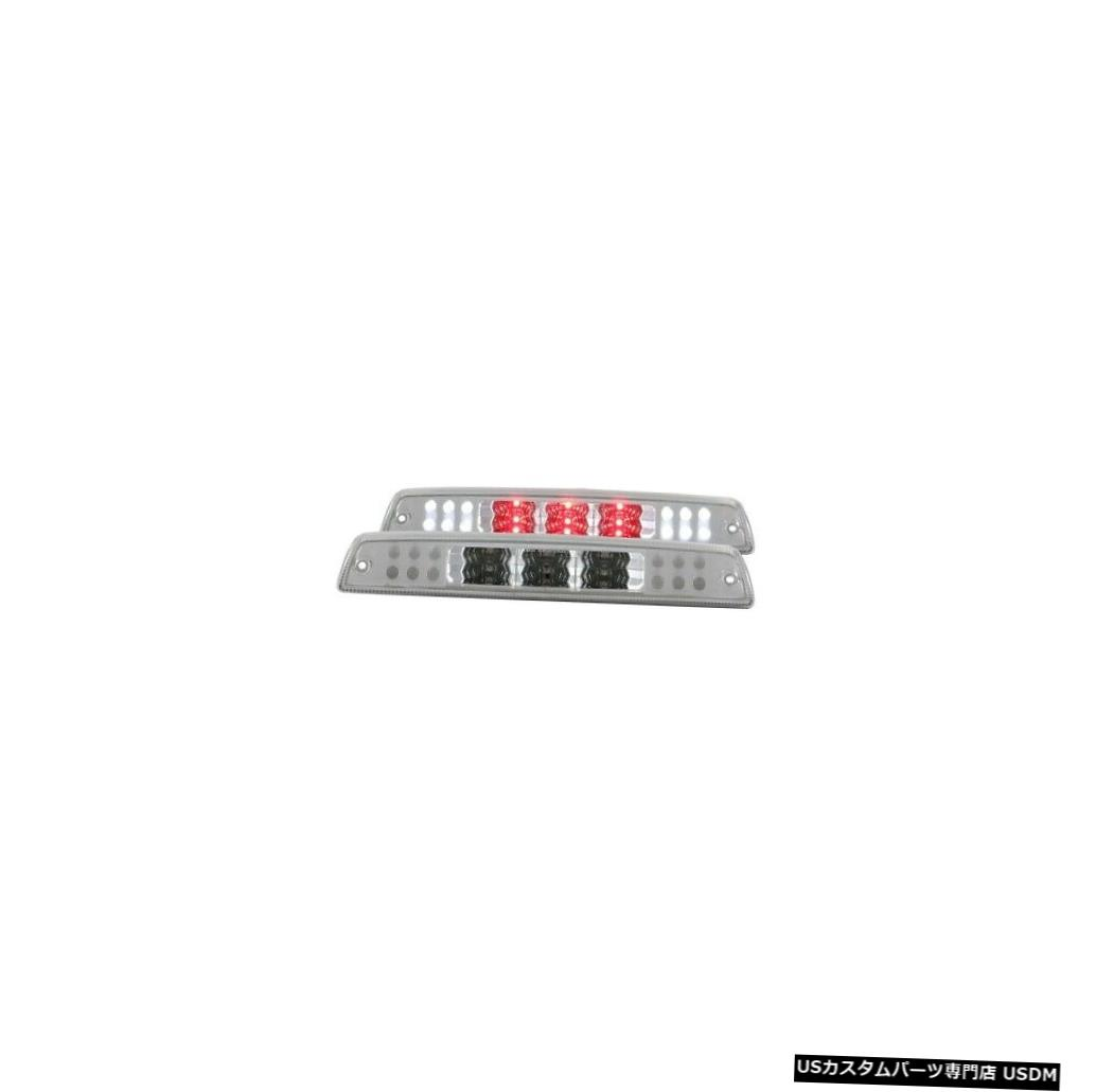 Tail light Anzo 531078 94-02ダッジラム3500用サードブレーキライトアッシーLEDクリアレンズNEW Anzo 531078 Third Brake Light Assy LED Clear Lens For 94-02 Dodge Ram 3500 NEW