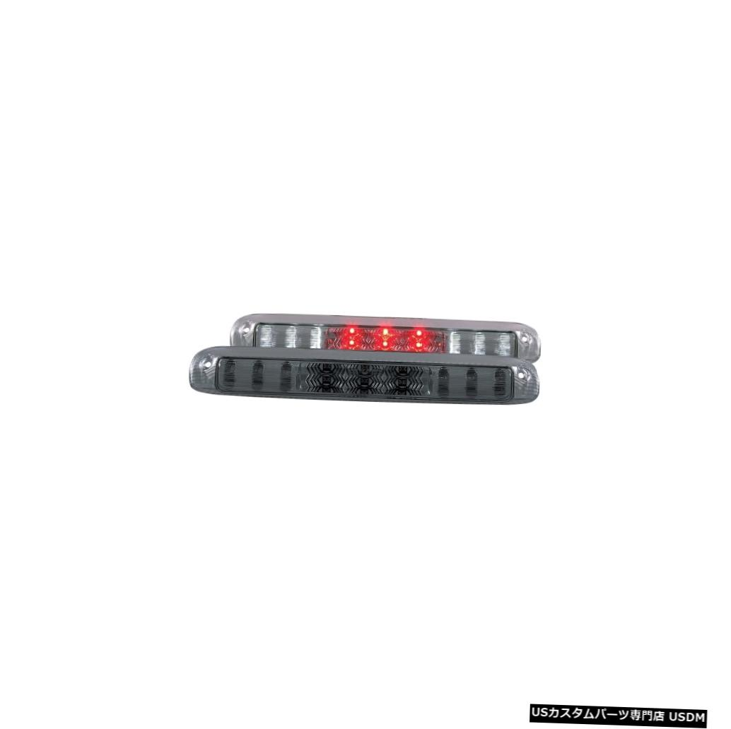 NEW NEW 531075 07 For Sierra Light Anzo GMC 531075 3500 GMCシエラ3500クラシックのサードブレーキライトアセンブリLED 07 Brake LED Anzo light Third Classic Tail Assembly