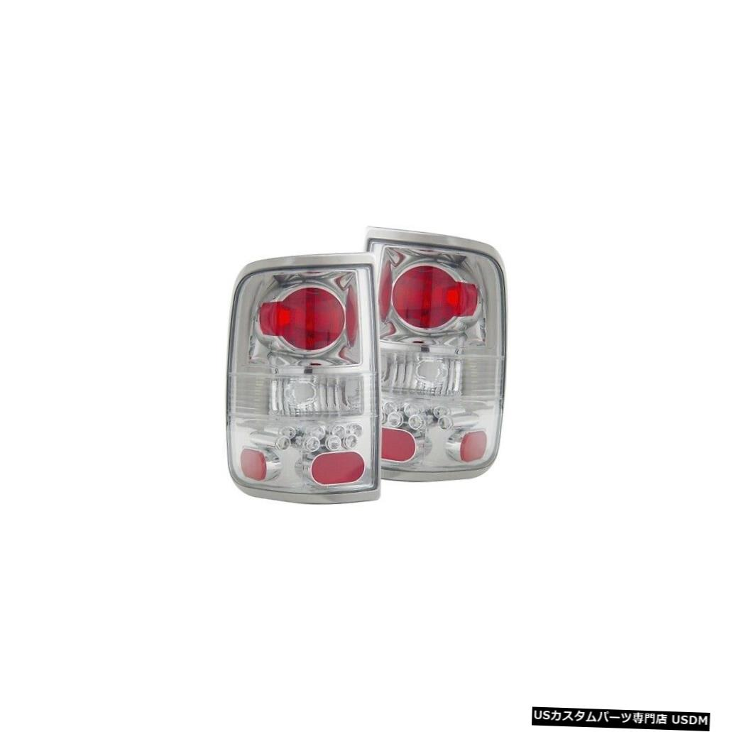 Tail light Anzo 211138テールライトアセンブリクリアレンズ04-08フォードF150 NEW Anzo 211138 Tail Light Assembly Clear Lens For 04-08 Ford F150 NEW