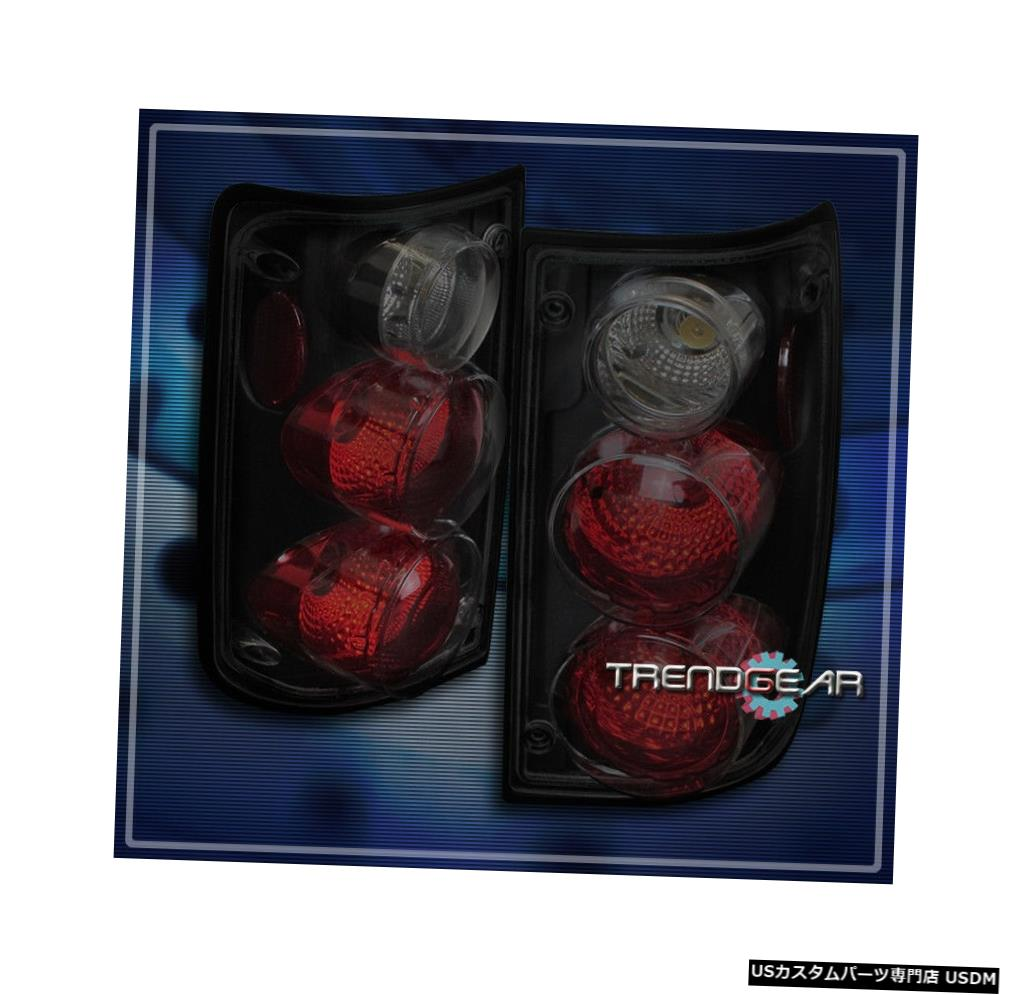 Tail light 1989-1995 TOYOTA PICKUP HILUX TRUCK TAIL LIGHTS LAMP BLACK / SMOKE 1992 1993 1994 1989-1995 TOYOTA PICKUP HILUX TRUCK TAIL LIGHTS LAMP BLACK/SMOKE 1992 1993 1994