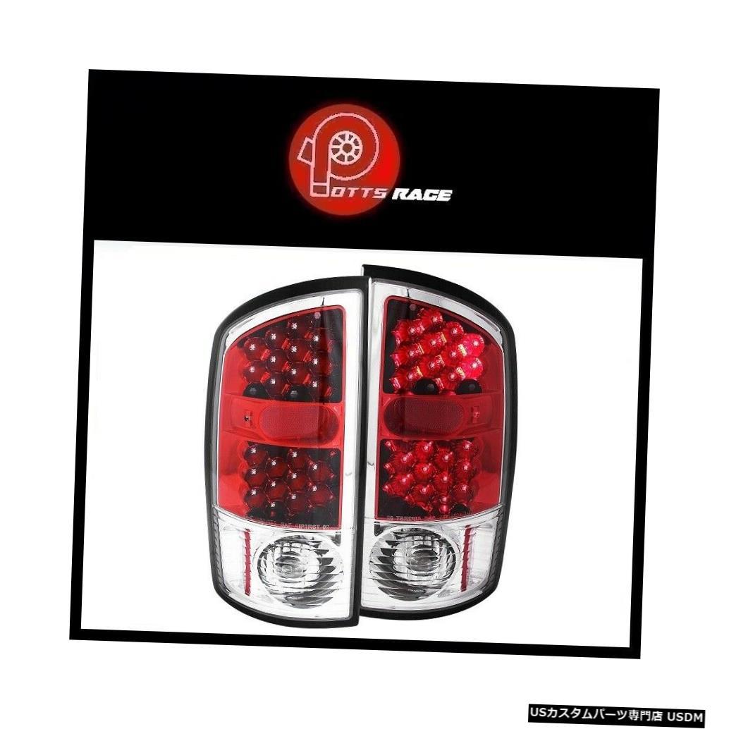 特売 Tail light Anzo 311133-Chrome// Red LED LEDテールライトがDodge Ram 2500 2006 2006に適合 Anzo 311133 - Chrome/Red LED Tail Lights Fits Dodge Ram 2500 2006, LongLi:3d917892 --- gerber-bodin.fr