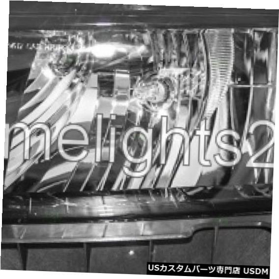ヘッドライト シボレーカマロ2014-2015左ドライバーハロゲンヘッドライトヘッドランプライト/バルブ付き CHEVY CAMARO 2014-2015 LEFT DRIVER HALOGEN HEADLIGHT HEAD LAMP LIGHT W/BULBS
