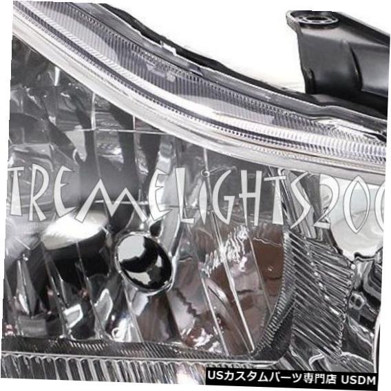 ヘッドライト SUZUKI SX-4 SX4 2007-2014 RIGHT PASSENGER HEAD LIGHT HEADLIGHT FRONT LAMP SUZUKI SX-4 SX4 2007-2014 RIGHT PASSENGER HEAD LIGHT HEADLIGHT FRONT LAMP