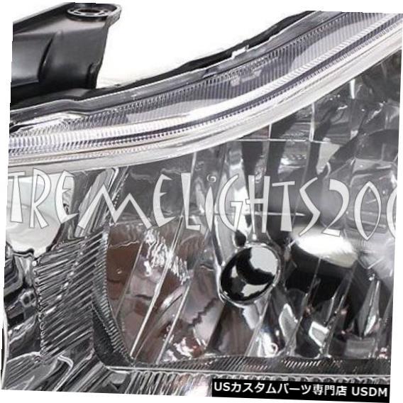 ヘッドライト SUZUKI SX-4 SX4 2007-2014左ドライバーヘッドライトフロントヘッドライトランプ SUZUKI SX-4 SX4 2007-2014 LEFT DRIVER HEAD LIGHT FRONT HEADLIGHT LAMP