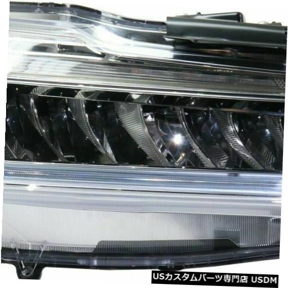 ヘッドライト 新しいヘッドライトドライビングライトヘッドランプライトパッセンジャーHO2503178 NEW HEADLIGHT DRIVING LIGHT HEADLAMP RIGHT PASSENGER HO2503178