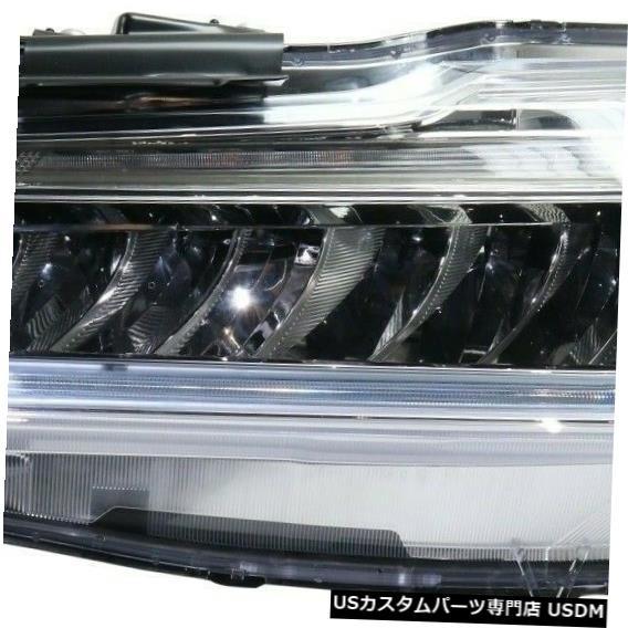 ヘッドライト 新しいヘッドライトドライビングライトヘッドランプライトパッセンジャーHO2502178 NEW HEADLIGHT DRIVING LIGHT HEADLAMP RIGHT PASSENGER HO2502178