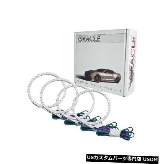 ヘッドライト Oracle Lights 2429-334 LEDヘッドライトHaloキットColorShiftコントローラーなしNEW Oracle Lights 2429-334 LED Headlight Halo Kit ColorShift No Controller NEW