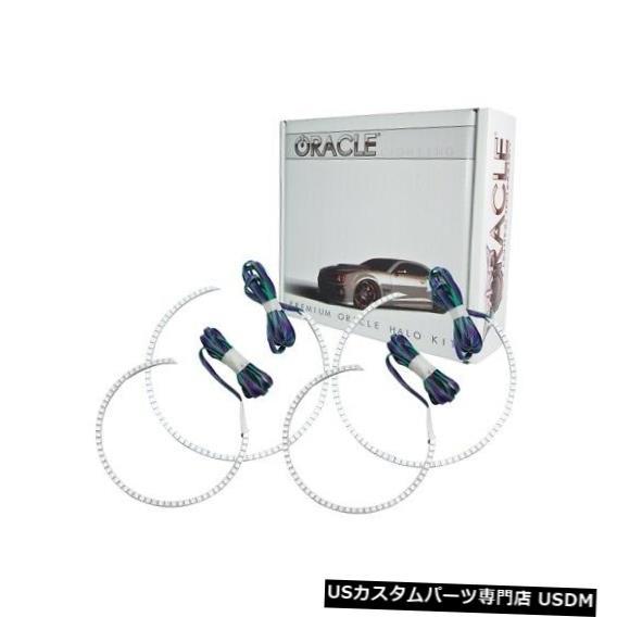ヘッドライト Oracle Lights 2335-334 LEDヘッドライトHalo Kit ColorShiftコントローラーなしNEW Oracle Lights 2335-334 LED Headlight Halo Kit ColorShift No Controller NEW