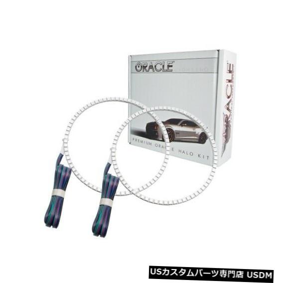 ヘッドライト Oracle Lights 2316-334 LEDヘッドライトHaloキットColorShiftコントローラーなしNEW Oracle Lights 2316-334 LED Headlight Halo Kit ColorShift No