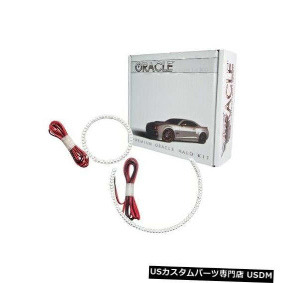 ヘッドライト Oracle Lights 2612-003 LEDオートバイヘッドライトハローキットレッド06-07 GSX-R1000 Oracle Lights 2612-003 LED Motorcycle Headlight Halo Kit Red For 06-07 GSX-R1000
