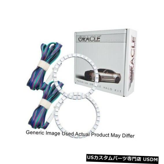 ヘッドライト 14-16 Scion TC用Oracle Lights 2999-333 LEDヘッドライトハローキットColorSHIFT 2.0 Oracle Lights 2999-333 LED Head Light Halo Kit ColorSHIFT 2.0 for 14-16 Scion TC