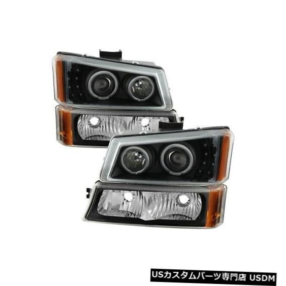 ヘッドライト XTune 9036774 07 Silv 1500 HDクラシックプロジェクターヘッドライト/バンパーライトNEW XTune 9036774 Projector Headlight/Bumper Light For 07 Silv 1500 HD Classic NEW