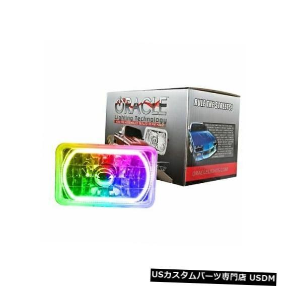 ヘッドライト Oracle Lights 6909-333 4x6