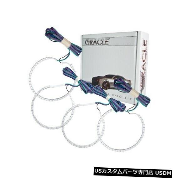 ヘッドライト Oracle Lights 2501-334 LEDヘッドライトHalo Kit ColorShiftコントローラーなしNEW Oracle Lights 2501-334 LED Headlight Halo Kit ColorShift No Controller NEW