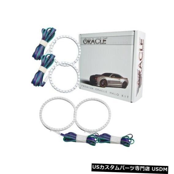 ヘッドライト Oracle Lights 2262-334 LEDヘッドライトHaloキットColorShiftコントローラーなしNEW Oracle Lights 2262-334 LED Headlight Halo Kit ColorShift No Controller NEW