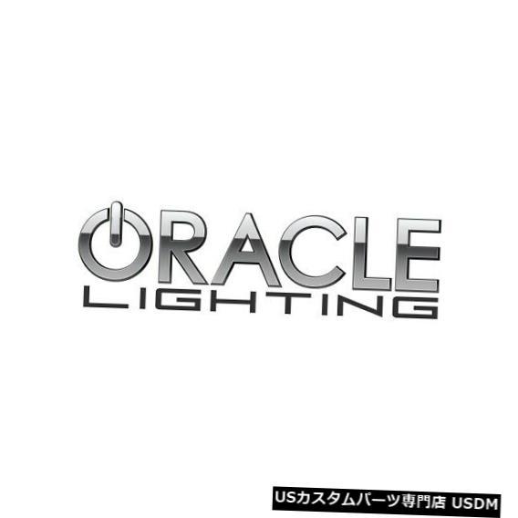 ヘッドライト Oracle Lights 2265-334 LEDヘッドライトHaloキットColorShiftコントローラーなしNEW Oracle Lights 2265-334 LED Headlight Halo Kit ColorShift No Controller NEW