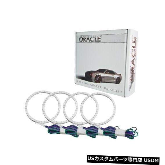 ヘッドライト Oracle Lights 2320-334 LEDヘッドライトHalo Kit ColorShiftコントローラーなしNEW Oracle Lights 2320-334 LED Headlight Halo Kit ColorShift No Controller NEW