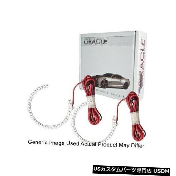 ヘッドライト 2013-2016ダッジダート用Oracle Lights 2246-009 LEDヘッドライトハローキットピンク Oracle Lights 2246-009 LED Head Light Halo Kit Pink for 2013-2016 Dodge Dart