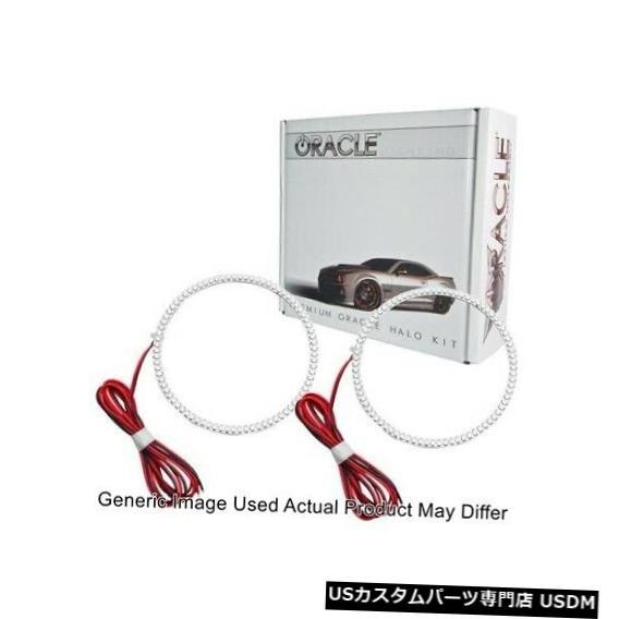 ヘッドライト 2006-07スバルWRX / STI用Oracle Lights 2372-005 LEDヘッドライトハローキットアンバー Oracle Lights 2372-005 LED Head Light Halo Kit Amber for 2006-07 Subaru WRX/STI