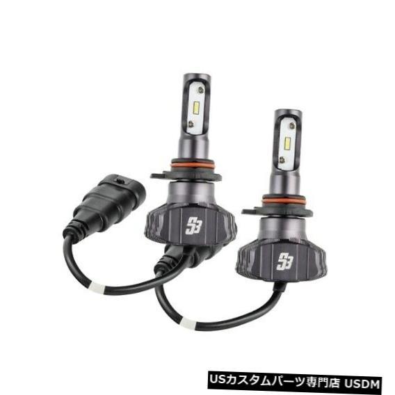 ヘッドライト Oracle Lights S5243-001 H1 S3 LEDヘッドライト電球変換キットホワイトNEW Oracle Lights S5243-001 H1 S3 LED Headlight Bulb Conversion Kit White NEW